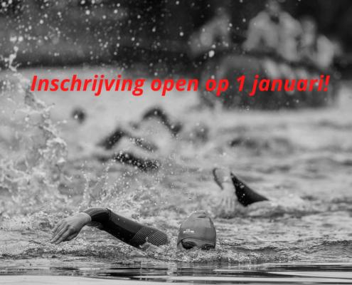 Inschrijving opent 1 januari 2021